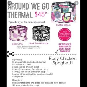 ThirtyOne - Around We Go Thermal - Black Playful